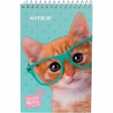 Блокнот Kite Studio Pets, А6, 48 листов, без линовки