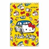 Блокнот Kite Hello Kitty, А6, 48 листов, без линовки