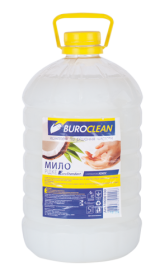 Мыло жидкое BuroClean EuroStandart Кокос, 5 л
