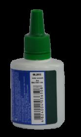 Краска штемпельная Buromax 30 мл, зеленая
