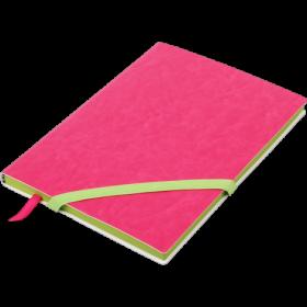 Блокнот Buromax LOLLIPOP, А5, 96 листов, без линовки, розовый