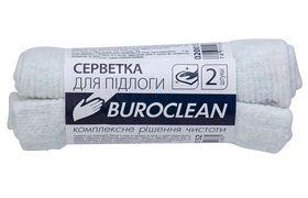 Салфетка для пола Buroclean, 50х50 см, 2 шт