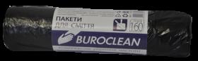 Пакеты для мусора BuroClean ECO 160 л, 10 шт