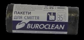 Пакеты для мусора BuroClean 35 л, 30 шт