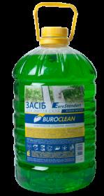 Средство для мытья стекол Buroclean Зеленое яблоко, 5 л