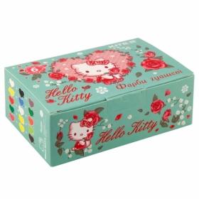 Гуашь KITE Hello Kitty, 6 цветов, 20 мл