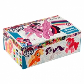 Гуашь KITE My Little Pony, 6 цветов, 20 мл