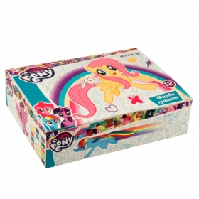 Гуашь KITE My Little Pony, 12 цветов, 20 мл