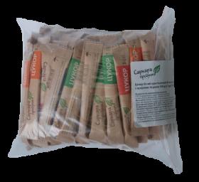 Сахар-песок Саркара в стиках 5 г, 100 шт, zip-пакет