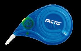 Ластик в пластиковом чехле Factis SNAIL