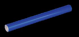 Пленка самоклеющая для учебников в рулоне ZIBI KIDS Line, голубая
