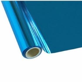 Фольга №07, синяя
