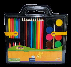 Набор для детского творчестваZiBi, 5 предметов