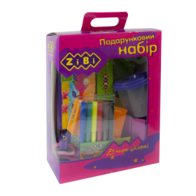 Набор для детского творчестваZiBi, 13 предметов