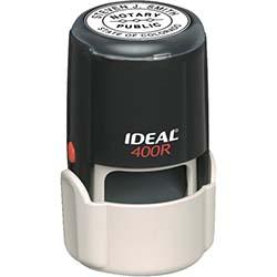 Оснастка для круглой печати IDEAL 400R d 40 мм с футляром, ассорти