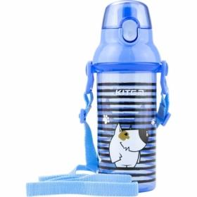 Бутылочка для воды KITE 470 мл, голубая