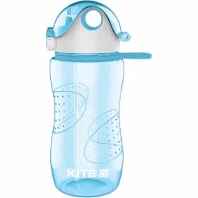 Бутылочка для воды KITE 560 мл, голубая