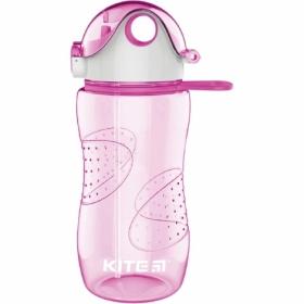 Бутылочка для воды KITE 560 мл, розовая
