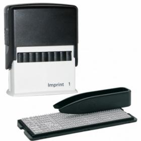 Самонаборный текстовый штамп Trodat 4-строчный