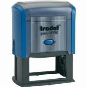 Самонаборный текстовый штамп Trodat 7-строчный