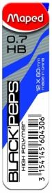 Набор грифелей для механического карандаша Maped, HB, 12 шт