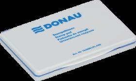 Сменнаяштемпельная подушкак оснастке DONAU 7640001, прозрачная