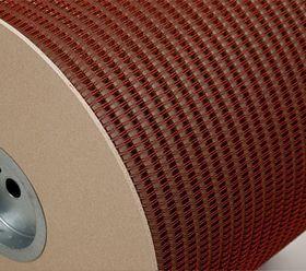 Металлическая пружина в бобине 11 мм, Р 32 000 петель, 3:1 красная