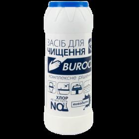 Порошок чистящий Buroclean Лимон, 500 г