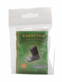 Салфетки влажные АРНИКА для ноутбука, 5 шт