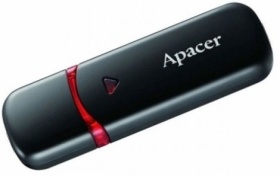 Флеш-память Apacer AH333 Black, 32GB