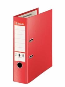 Папка-регистратор Esselte No.1 Power VIVIDA Plus А4, 80 мм, красная