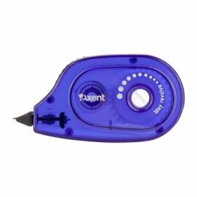 Корректор ленточныйAxent5 ммх6 м, синий