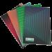Книга канцелярская Buromax JOBMAX А4, 48 листов, клетка, ассорти - №2