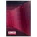 Книга канцелярская Buromax JOBMAX А4, 48 листов, клетка, ассорти - №3