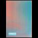 Книга канцелярская Buromax JOBMAX А4, 48 листов, клетка, ассорти - №4