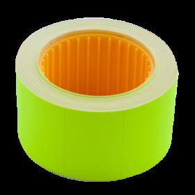 Ценник прямоугольный Buromax 30х20 мм, 300 шт, зеленый