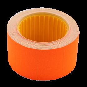Ценник прямоугольный Buromax 30х20 мм, 300 шт, оранжевый