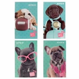Блокнот-планшет KITE Studio Pets-1 A6, 50 листов, без линовки