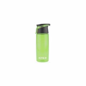 Бутылочка для воды KITE 550 мл, зеленая