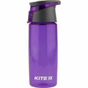 Бутылочка для воды KITE 550 мл, фиолетовая
