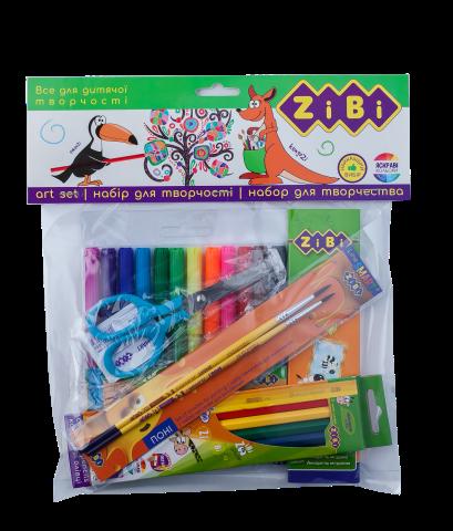 Набор для детского творчества ZiBi SMART Line, 5 предметов