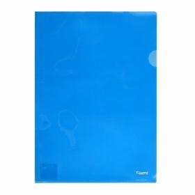 Папка-уголок Axent А4, 170 мкм, синяя