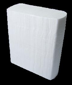 Полотенца целлюлозныеВuroclean, 2 слоя, 200 листов, белые