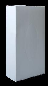 Салфетки бумажные Buroclean 21х21 см, белые, 80 шт