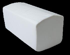 Салфетки бумажные Buroclean 21х21 см, белые, 300  шт