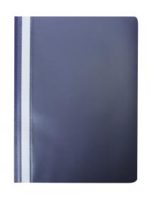 Скоросшиватель Buromax А4, РР, фиолетовый