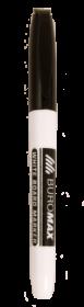 Маркер для досок Buromax JOBMAX, 2-4 мм, черный