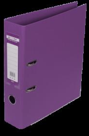 Папка-регистратор Buromax ELITE  А4, 70 мм, PP, сиреневая