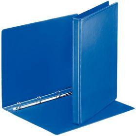 Папка-панорама на кольцах Esselte А4, 16 мм, 4R, РР, синий