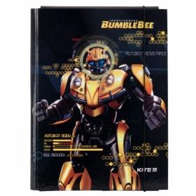 Папка для труда на резинке Kite А4,  Transformers